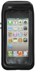 AQUAPAC Tasche Xcite5 Wave 5 Hardcase, Schwarz-Transparent, 15.8 x 7.8 x 2.1 cm, 0.1 Liter
