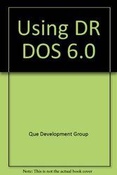 Using DR DOS 6.0