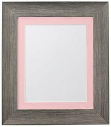 FRAMES BY POST Hygge - Marco de fotos (25,4 x 25,4 cm), color gris