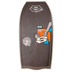 Sniper Bodyboard Media 39'', wit/oranje/blauw, 99,1x49,5x5,5 cm, 20506
