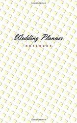 Wedding Planner - Notebook: (White Chocolate Edition) Fun notebook 96 gelijnde / gelinieerde pagina's (5x8 inch/ 12,7x20,3cm / Junior Legal Pad / Nearly A5)