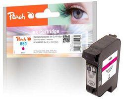 Peach Druckkopf magenta kompatibel zu HP No. 50, 51650ME