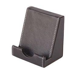 Osco BPUPH1 Luxus Faux Leder, Kleinteileaufbewahrung, braun