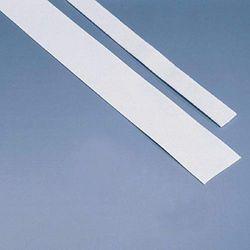 Performance Health gordels, polyester, wit, niet elastisch, 5 cm, voor gebruik met metalen gespen, handwas, flexibel