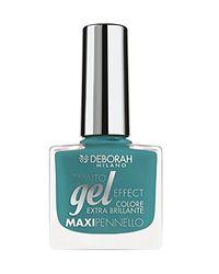 Deborah Milano n.º 38 Gel Effect- Esmalte de uñas.