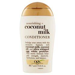 Ogx Nourishing Coconut Milk Conditioner, 88.7 Ml