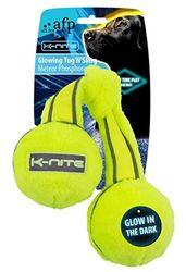 ALL FOR PAWS AFP3319 K-Nite Doppelball glänzend und fluoreszierend