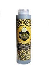 Nesti Dante Gel de ducha de jabón negro de lujo, 300 ml