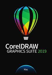 CorelDRAW Graphics Suite 2019 | Full License | 1 Dispositivo | Mac | Código de activación Mac enviado por email