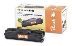 Peach Tonermodul schwarz kompatibel zu Canon, HP C4092A, EP-22