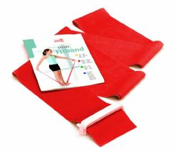 Sissel Physiotherpie Band Fit-Plus, rot