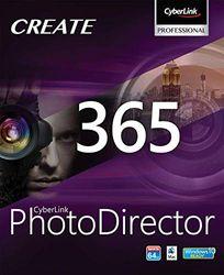 CyberLink PhotoDirector 365 | 12 Meses | PC | Código de activación PC enviado por email