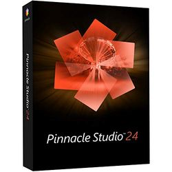 Pinnacle Studio 24 | Krachtige en creatieve videobewerkingssoftware [PC Disc]|Standard|1 Device|1 year|PC|Disc