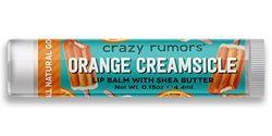 Crazy Rumors Natuurlijke Lip Balm Oranje Creamsicle, 4.4 Ml
