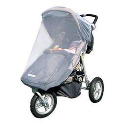 Dreambaby F204 - Mosquitera para silla de paseo y parque para niños