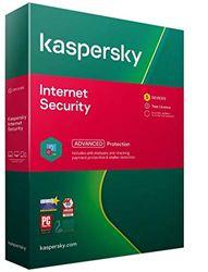 Kaspersky Internet Security 2021   5 Apparaten   1 Jaar   Antivirus en Secure VPN inbegrepen   PC/Mac/Android   Activeringscode per Post