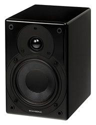 Scansonic SC-S3-ACTIVE BTL-B actieve luidspreker, Bluetooth, 2 x 20 W, zwart