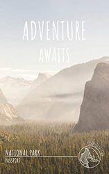 National Park Passport: Yosemite Edition | Travel Journal National Parks | Stamp Book | Adventure Journal | Hiking Journal