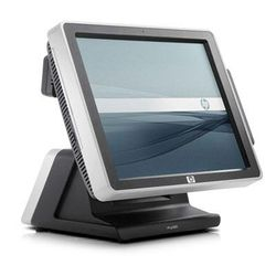 HP ap5000 POS Intel C2D E7400 3GB 80GB SSD FreeDos 3J Gar. (DE)
