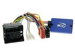 ACV 42-PG-507 stuurwiel afstandsbediening adapter Peugeot CAN BUS + Quadlock Blaupunkt