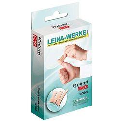"""LEINA-WERKE REF 75403 pleisterset""""vingers"""", 16-delig, huidskleur"""