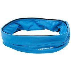 Ultrasport Laufgürtel mit Schlauchfach, Blau, S