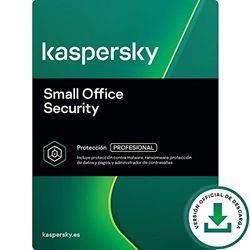 Kaspersky Small Office Security   8 Dispositivios 8 Móviles 1 Servidor   1 Año   PC / Mac / Android / Servidor   Código de activación vía correo electrónico