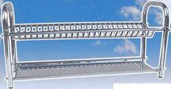 MACA Abtropfgestell aus Stahl, Mehrfarbig, 50 cm
