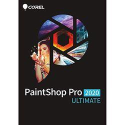 PaintShop Pro 2020 ML | Ultimate | 1 Usuario | PC | Código de activación PC enviado por email