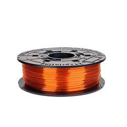 XYZprinting RFPETXEU03C PETG-cartridge-NFC, 600 g, Helder Mandarijn