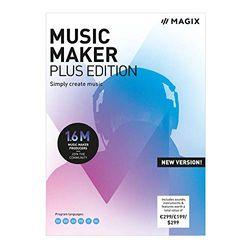 MAGIX Music Maker 2019   Plus   PC   Codice d'attivazione per PC via email