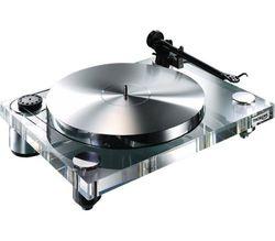 Thorens TD 2010 platenspeler (Tonarm TP 250, AC-synchroonmotor) acryl