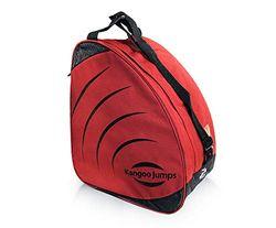 KangooJumps Erwachsene Carry Bag 9, Black/Red