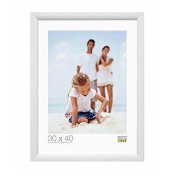 Fotolijst grootte (foto): 60 cm H X 40 cm B, kleur: Bij