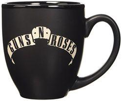 Guns'n'roses Logo Matt Engraved Mug