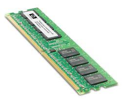HP 8 GB (2x4 GB) Dual Rank x4 PC2-6400 (DDR800) geregistreerde LP Memory Kit - PC Memory Kit/RAM (DDR2, 25,4 x 114,3 x 177,8 mm, 2 x 4 GB, DIMM)