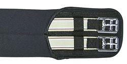 HKM 4000315059829 Softopreen zadelband -Elastik-9100 zwart50