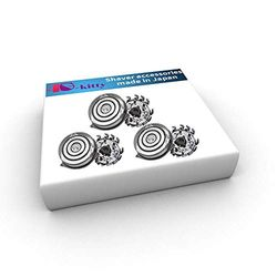 hq9 / 50 ersatzklingen für elektrische rasierapparate