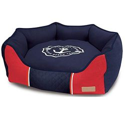 Croci C2178838 Ocean Travel Oval Pet Bed, Größe: 60x50x20 cm