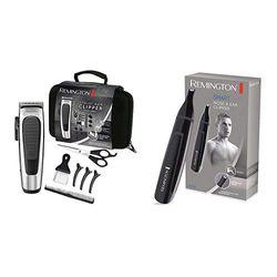 Remington Haarschneidemaschine Profi Classic HC450 und Remington Hygiene Clipper Smart NE3150