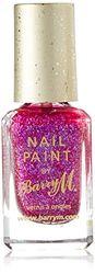Barry M Cosmetics Glitterati - Pintura de uñas, diseño de Socialite