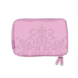 ESPRIT ESB 104001 PP Paper + friends Multifunctionele Case met Notepad ca. 15,5 x 21,5 x 5 cm, roze