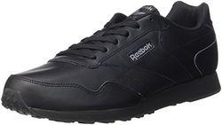Reebok Herren ROYAL Glide Sneaker, Schwarz (Black/Shark 000), 40.5 EU