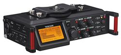 Tascam DR-70D – Grabadora de audio de 4 canales para cámaras DSLR