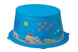Rotho Babydesign 'Ocean StyLe!' Opstapje, met antislipoppervlak, StyLe!, blauw, 20216012576