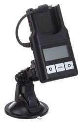 Houder voor de auto actieve en verbinding met FM + houder beweegbaar voor HTC p5500 voor Dual