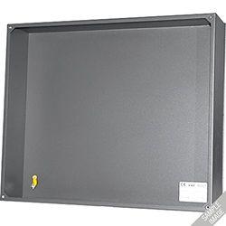 Jung PCT19EBGD UP-Einbaugehäuse 19 Zoll (48.26 cm)