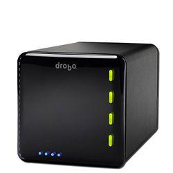 Drobo DDR3A31/8TB-RED (4x 2TB-RED) 4 Bay USB 3.0 Storage Array NAS-systeem
