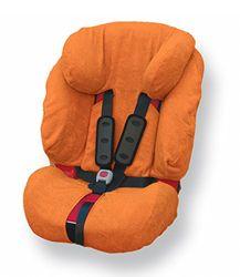 Baby CLAN stoelbekleding van badstof, voor model Britax Evolva Orange