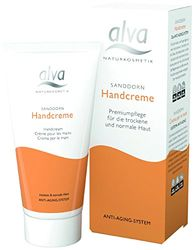 Alva Handcreme Duindoorn, 50 ml